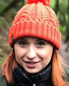 BEC Environmental Scientist and Biologist Danielle Viglione